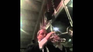 Trumpet Voluntary em um casamento - Fernando Lopez