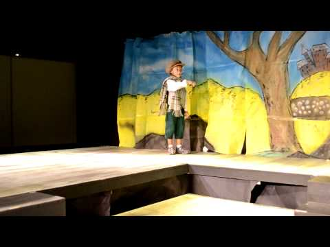 The Reluctant Dragon--Jeanie's Kindergarten Class, Bertschi School, April 4, 2012--Part 1
