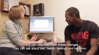Exámenes Médicos para Niños y Adolescentes durante la adolescencia (VG3 2016)