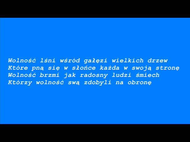 Marek Grechuta Wolnosc Tekst Chords Chordify