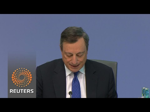 ECB nods to euro zone recovery but keeps money taps wide open