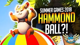 Overwatch Summer Games 2018 - Hammond Ball Incoming?!