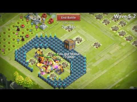 Castle Clash | HBM S | TH19 | F2P