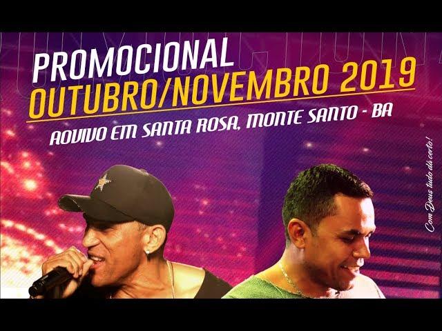 Nildo é Show - Promocional Outubro/Novembro 2019 | AOVIVO