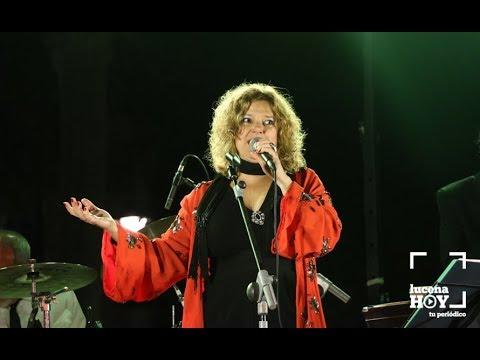 VÍDEO: Actuación de Belén Blanco Quintet en el Festival de Jazz de Lucena