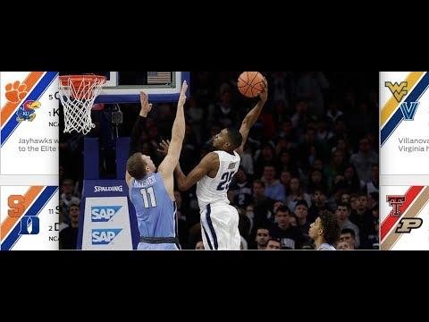 Villanova vs West Virginia Top Pick 3/23/18 Sweet 16 March Madness College Basketball NCAA