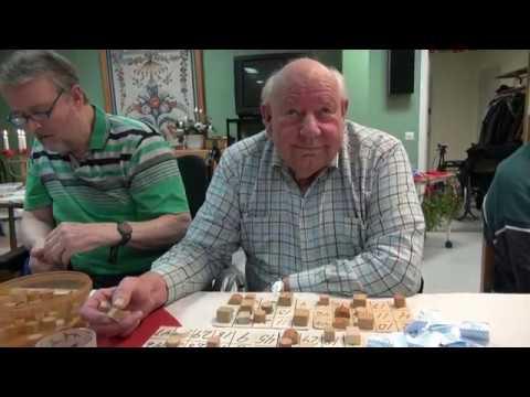 """Trivselkväll på äldreboende """" Uddebo"""" med gröt och Bingo"""