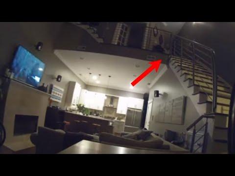 4 πιο ΑΝΑΤΡΙΧΙΑΣΤΙΚΑ βίντεο που τράβηξαν κάμερες ασφαλείας.