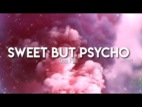 Sweet But Psycho - Ava Max (Slowed💓✨)