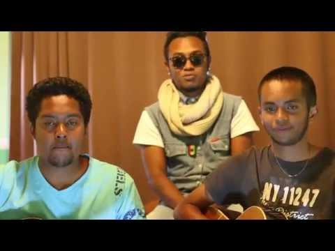 Mashup Reggea Acoustic By  NY'N / Jah'mal / Zoky Rotsy