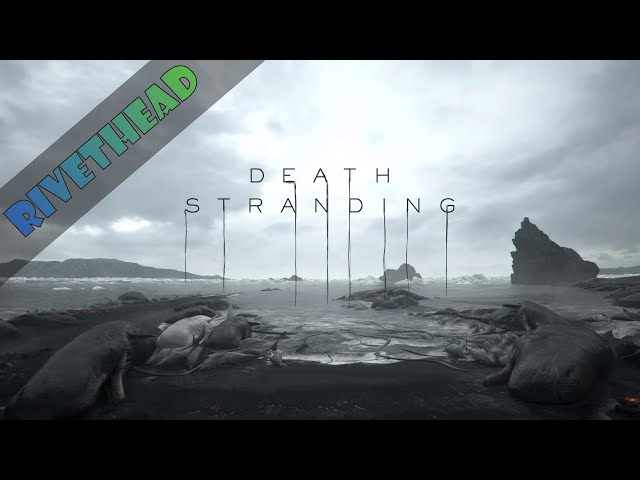 """Death Stranding - E1 - """"Am I Not Supposed To Be Confused?"""""""
