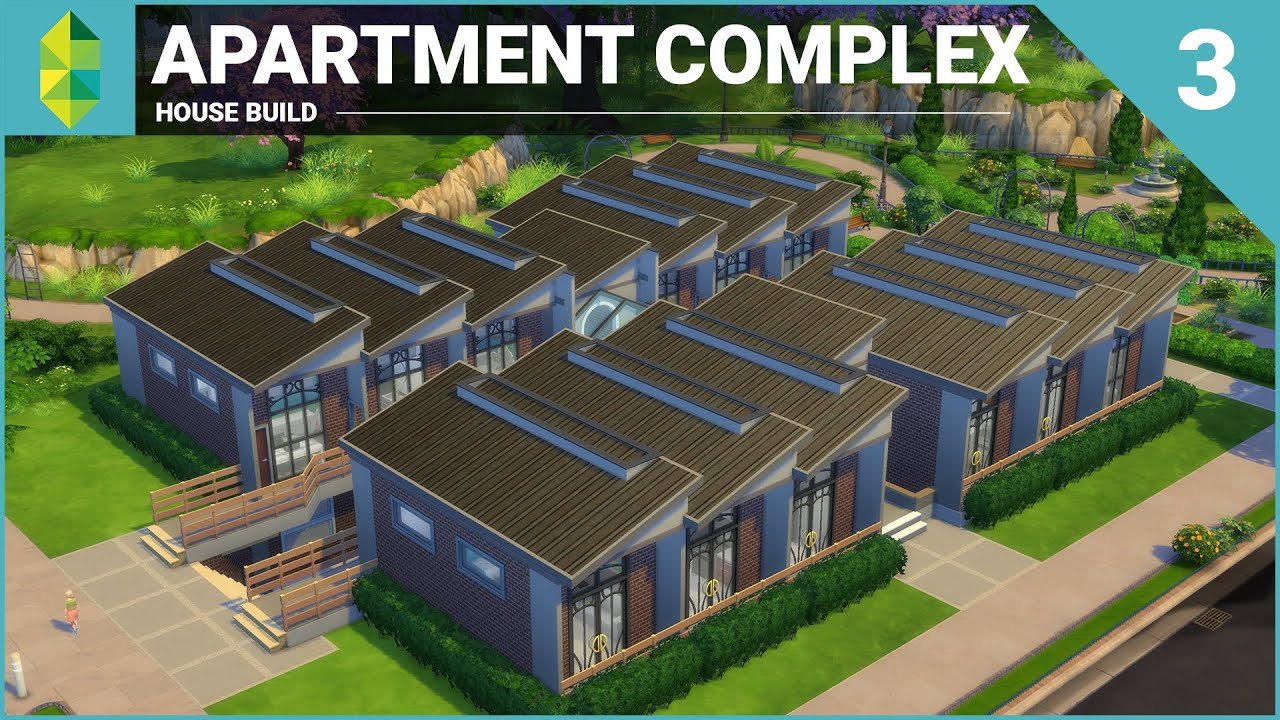 The Sims  House Building