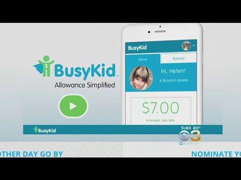 Father Of 6 Creates Chore App Called 'Busy Kid'
