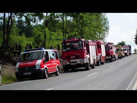 Katastrophenschutzübung  Vogtlandkreis