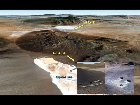 The Secret Base Where We've Reverse Engineered Alien Technology — It's Not Area 51