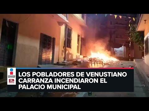 Rumor Sobre Coronavirus Ocasionó Actos Vandálicos En Venustiano Carranza, Chiapas