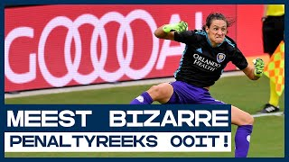 De meest bizarre penaltyreeks ooit! 🤯 | Samenvatting Orlando City - New York City | MLS