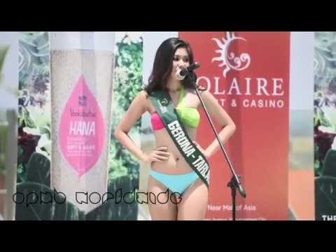 Miss Philippines Earth 2014 Press Presentation