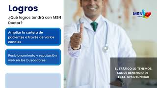 Integración al Directorio Médico MSN Doctor