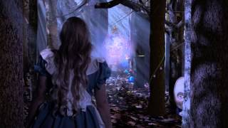 alice in wonderland through the looking glass teaser