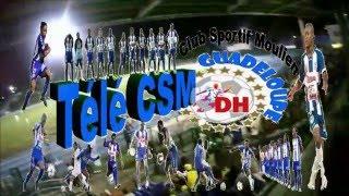 -Télé Club Sportif Moulien-CSM-Revivre la séance des penaltys-Finale -LAF-
