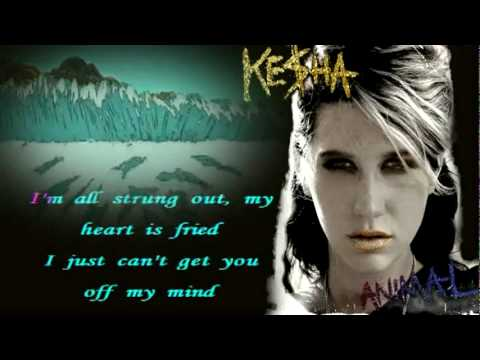 Ke$ha- Your Love Is My Drug (OFFICIAL Karaoke/instrumental)