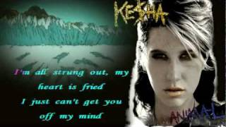 Ke$ha- Your Love Is My Drug (OFFICIAL Karaoke/instrumental)