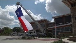 College Station Fire Dept. Firefighter Memorial