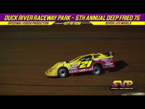 RacersEdge Tv | Southern National Series | Duck River Raceway Park | Deep Fried 75 | Oct 15 , 2016