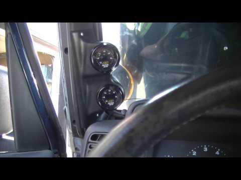Installing AEM Air Fuel Ratio Guages