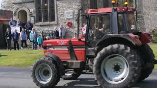 Charity Tractor Run