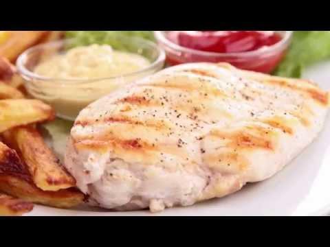 Куриное филе в сливочном соусе рецепт с фото пошагово