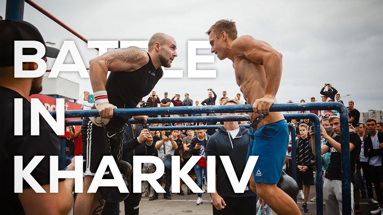 Заруба в Харькове. Max True vs Ivan Troschin.