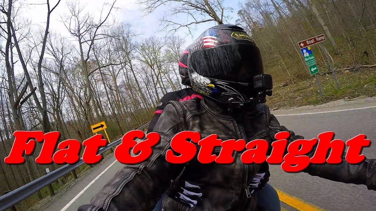 Flat & Straight - Bad Words! When Planning a Motorcycle Ride