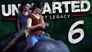 Uncharted: The Lost Legacy - Part 6 | ELEPHANTS! | Chloe