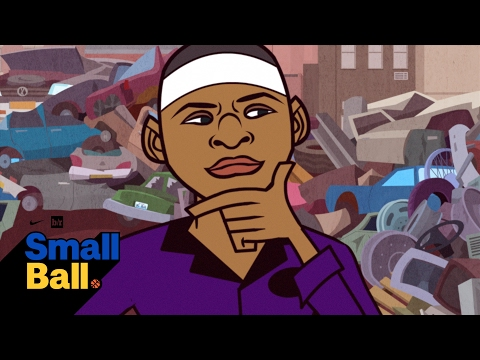 Small Ball Episode 1: Let's Boogie!