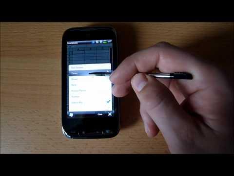 HTC Touch Pro 2 Rhodium EnergyROM WM6.5.5 29017 Sense 2.5 2021 Cookie v2.0 720p www.iPDA.cz