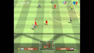 Pro Evolution Soccer 2006 Master League Gameplay