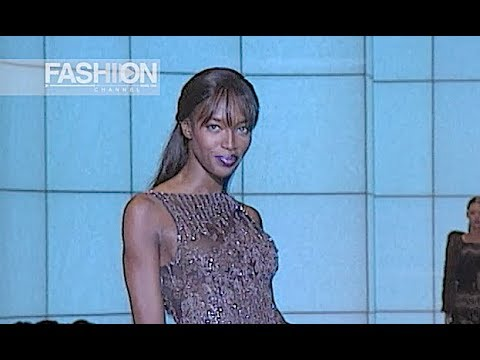 VALENTINO Fall 1999 2000 Haute Couture Paris – Fashion Channel