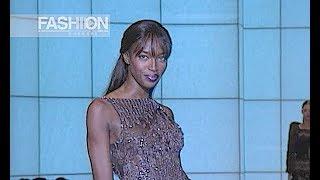 VALENTINO Fall 1999 2000 Haute Couture Paris - Fashion Channel