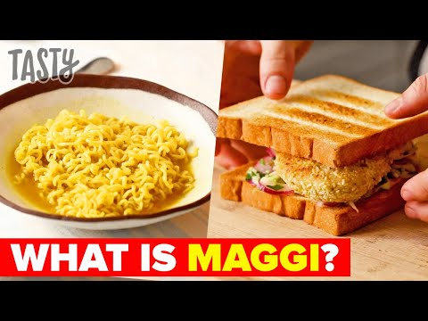 How Will An American Use This Surprise Indian Snack? • Tasty