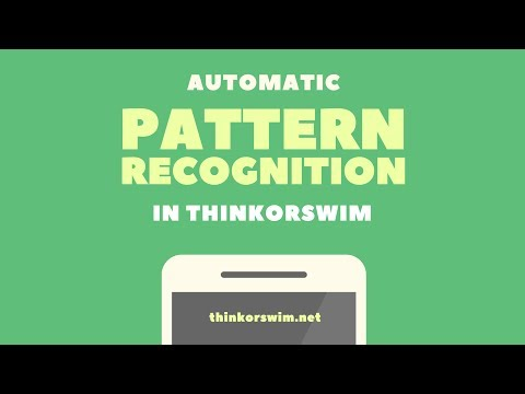 Automatically Find Chart Patterns & Candlestick Patterns In ThinkOrSwim