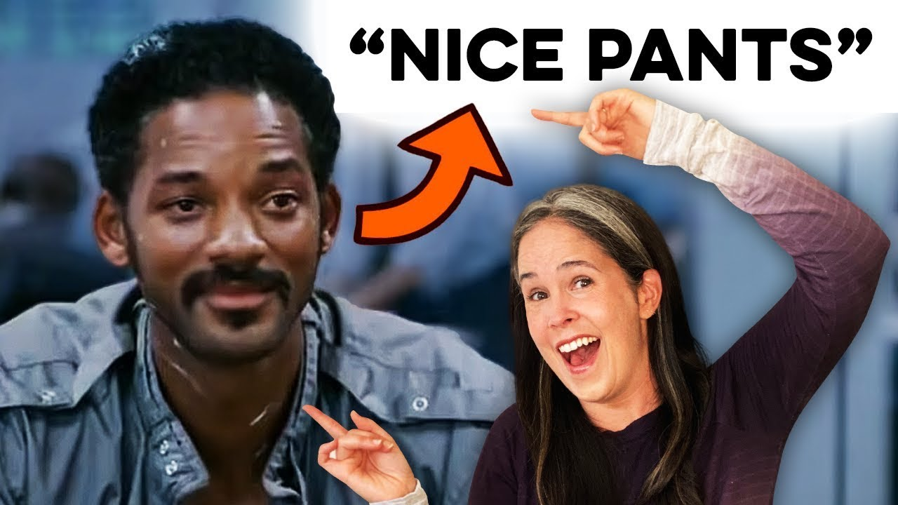 Learn English With The Pursuit of Happyness | Rachel's English