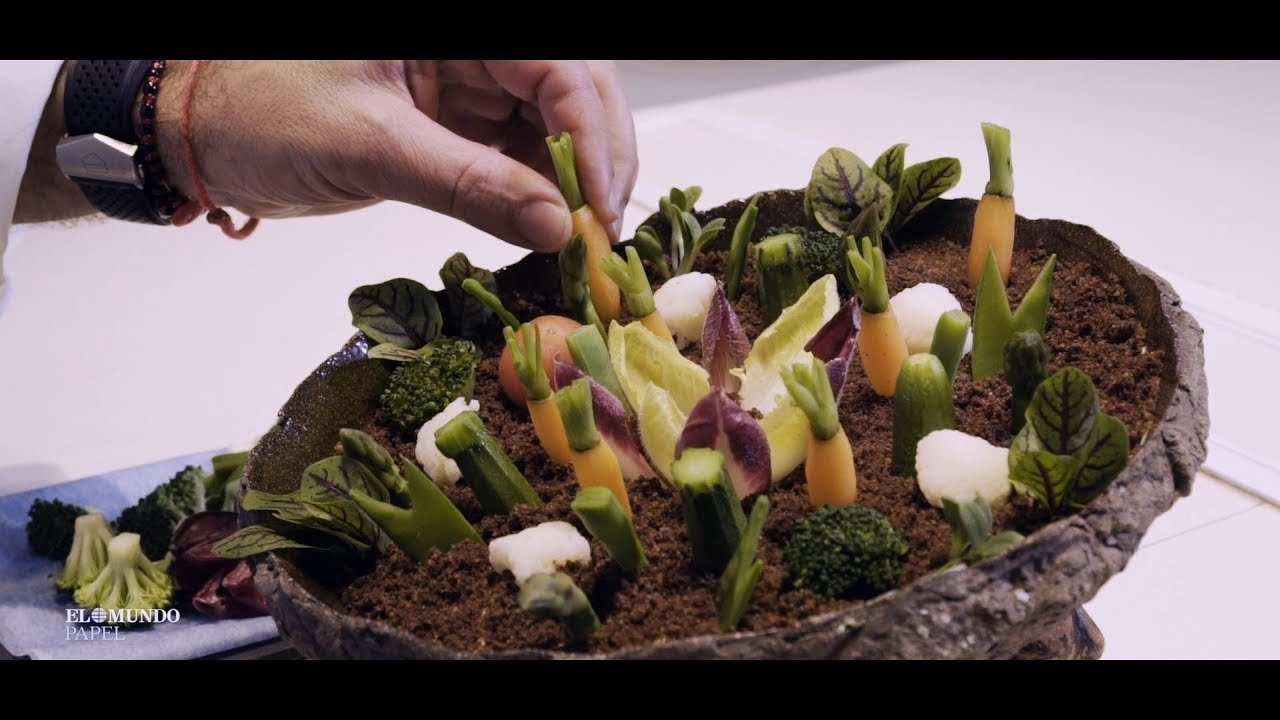 C mo cocinar un huerto de verduras por paco roncero for Como cocinar verduras