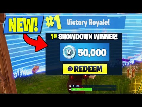 how to join the solo showdown fortnite