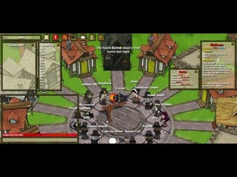 Town Of Salem คนไทยล้วน บลัฟกันแบบภาษาไทย ฮาไปอีก   Aiwa Gaming