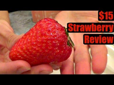 $15 Japanese Strawberry - Weird Fruit Explorer Ep 169
