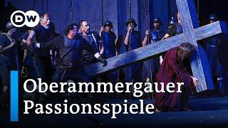 Zwischen Pest und Corona - die Oberammergauer Passionsspiele | Glaubenssachen