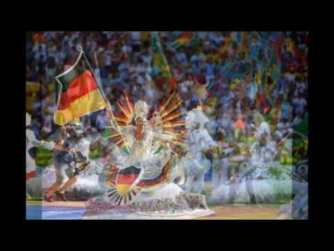 FIFA World Cup 2014 Closing Ceremony,