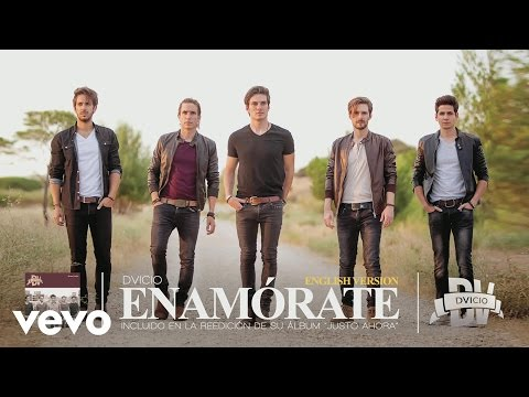 Dvicio - Enamórate (English Version) [Audio]